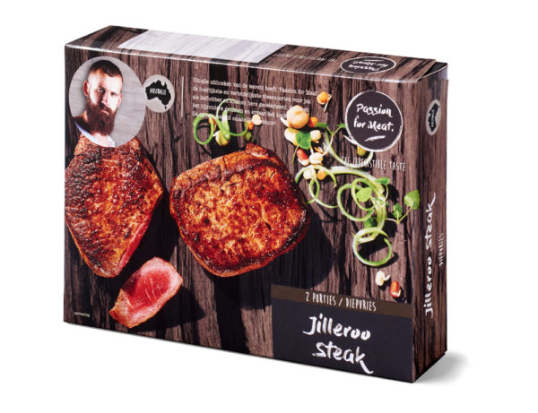 Jilleroo Steak