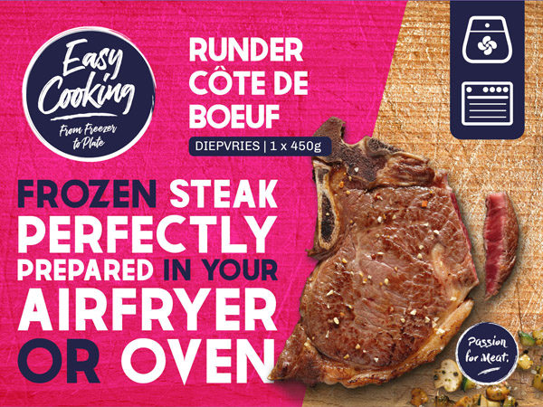 Easy Cooking Cote de Boeuf