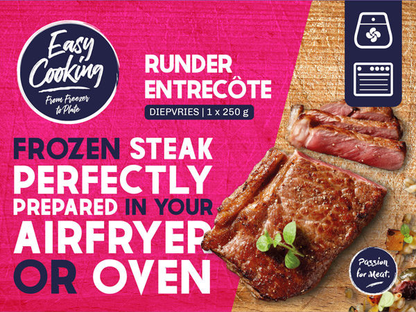 Easy Cooking Runder Entrecote