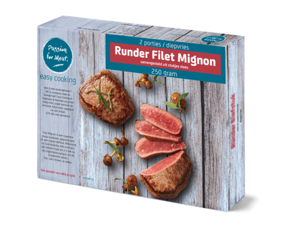runder filet mignon